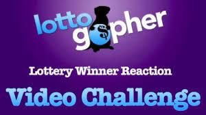 Lottery Winner Reaction Video Challenge ...