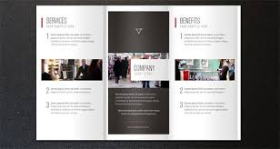 Brochure Templates For It Company 31 Corporate Brochure Templates Psd Word Ai Indesign