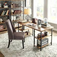 home office desk vintage design. Perfect Desk Industrial Design Desk Home Vintage Rustic Modern Storage  Sofa Wood  Inside Home Office Desk Vintage Design I