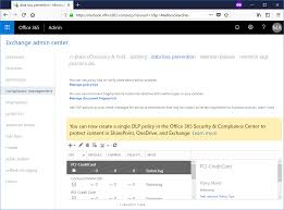 Dlp Office 365 Creating Scoped Dlp Rules With Custom Sensitive Information