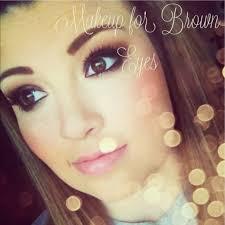 makeup tutorial make brown eyes pop ft elf geometric palette you
