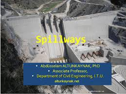 Shaft Spillway Design Design Discharge Of Spillway
