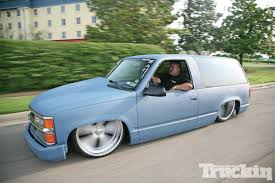 1998 Chevrolet Tahoe - Rolling Deep - Busted Knuckles Photo ...