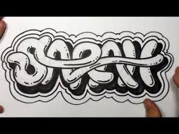 How To Write Cool Letters On Paper  How To Draw Graffiti Letters     YouTube graffiti handwriting fonts   Cool Crafts   Pinterest   Handwriting