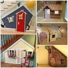 10 incredible kids under stair playhouse diy ideas and tutorial