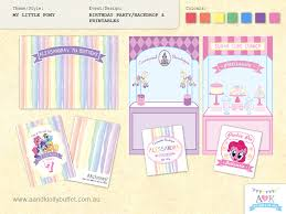 Small Picture Pony My Little Pony Party Supplies Lifes Little Celebration
