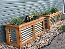 raised garden planter plans pdf plans