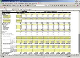 cash flow model excel business valuation software cash flow valuation model for excel