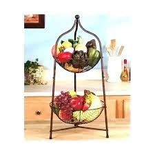 countertop fruit basket basket home countertop fruit basket stand