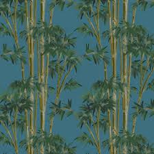 bambusa wallpaper azure