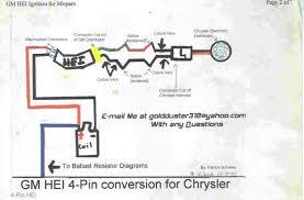 diagram wiring msd 6al box hei distributor cap and accel nicoh me Hei Conversion Wiring at Accel Hei Wiring Diagram
