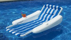 inflatable pool furniture. Inflatable Pool Lounge Swimming Floating Chairs Furniture I