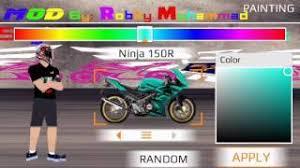 drag racing bike edition drag bike indo