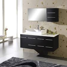 acs designer bathrooms. Bathroom Furniture Hickory Wood Light Brown Wall Mounted Rattan Shaker Style Floating Cabinet Double Door Tall Glazed Center Washbasin Toilet Acs Designer Bathrooms