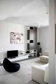 Minimalist Interiors Were Completed By Italian Studio MsX2