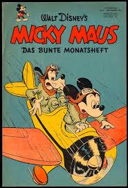 Fairsandliste 131 Micky Maus Nullnummer Bislang Absolut