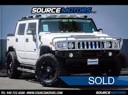 2006 Hummer H2 SUT for sale in Orange County, CA | Stock #: 10488