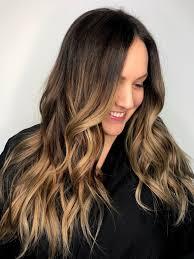 Brunette Balayage Bronde Hair Hair Color