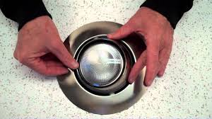Fisheye Recessed Light How To Install A Recessed Eyeball Trim By Total Recessed Lighting