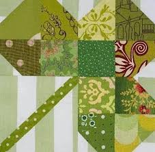 117 best St. Patricks Day Quilts images on Pinterest | Place mats ... & Free pattern day: St. Patrick's Day (Quilt Inspiration) Adamdwight.com