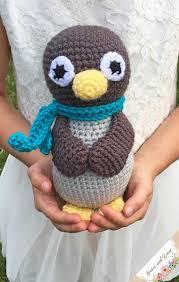 Penguin Crochet Pattern Simple Decorating Ideas