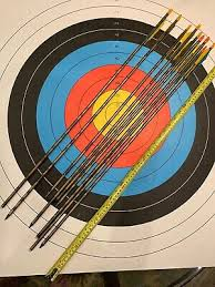 Easton Gamegetter Arrow Chart Easton Aluminum Gamegetter Ii Hunting Arrows 1 2 Doz With