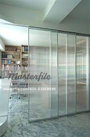 home office doors with glass. Sliding Office Doors Glass Home Door Plain Laundry To Design With M