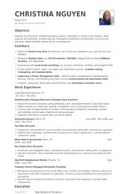 Leadership Resume Examples Unique Project Leader Resume Samples VisualCV Resume Samples Database