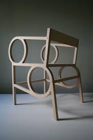 circle arm chair by christopher kurtz