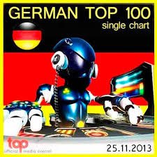 Deutsche Charts 100 German Top 100 Single Charts 25 11 2013 Cd2 Mp3 Buy