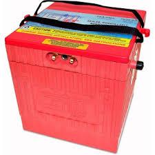 Gill Lt 7638 53 Sealed Battery