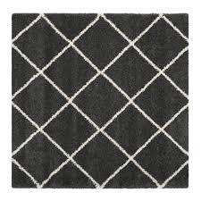 safavieh hudson dark grey and ivory area rug sgh281g 7s