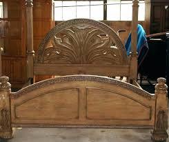 vintage wooden bed frames vintage wood bed frame frames old barn antique wooden white twin sing vintage wooden bed frames