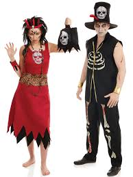 are you dressing up for and fancy something diffe either of these s voodoo witch doctor or doctoress would be perfect