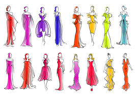 Fashion Dress Stock Photos and Images - 123RF