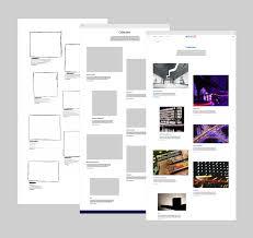 Rizco Design Rizco Casestudy Sloanled Web Design Collection Wireframes