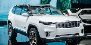 Jeep\u0027s plug-in hybrid SUV concept debuts with a ~40 miles all ...