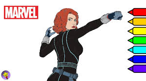 marvel avengers blackwidow