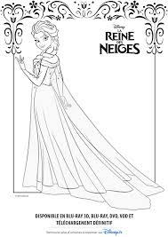 144 Dessins De Coloriage Reine Des Neiges Imprimer Sur Laguerche