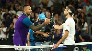 Prior to thiem's comeback, kyrgios was so dominant in the first two sets, and was so stoked up by the crowd, that the austrian said kyrgios vs. Xbva1idhpoi4rm
