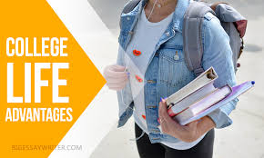 essay on college life advantages and some helpful advices  this is absolutely true especially if you know how to and use those opportunities the transition to life in