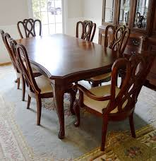 american drew cherry dining set. formal dining room table and chairs by american drew cherry set
