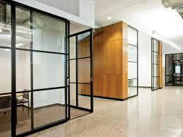 pk 30 dark framed sliding fixed glass doors
