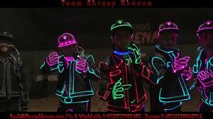 Tron Dance Lights Bruno Mars 24k Magic Dance Shraey Khanna Neon Lights Dance