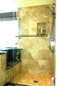how to install tile redi shower pan tile ready shower bench com pan installation tile redi