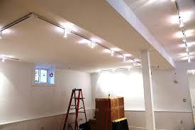 best basement lighting. Best Unfinished Basement Lighting Track Proper Placement Of . A