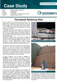 Small Picture Terramesh Retaining Wall Groundtechgeo PDF Catalogues