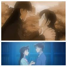 Shuichi Akai and Akemi Miyano | Ran Mouri and Shinichi Kudo | Detective  conan, Pokemon characters, Conan