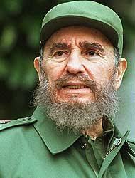 <b>Fidel Castro</b> (né en 1926), qui dirige Cuba - fidel_castro_mug_3