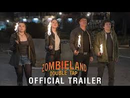 ZOMBIELAND: <b>DOUBLE TAP</b> - Official Trailer (HD)